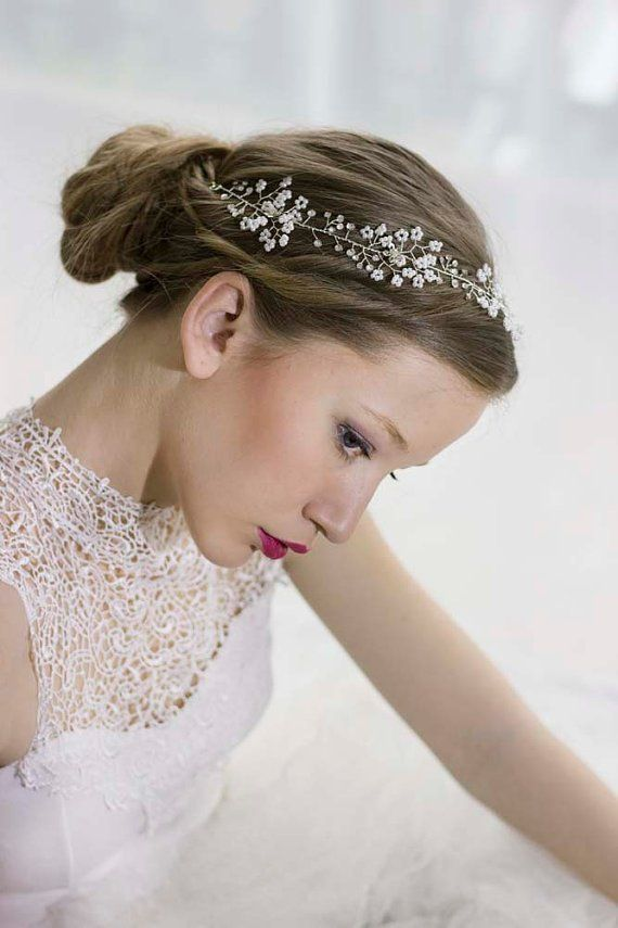 Bridesmaid hair accessories 9f662703c5d