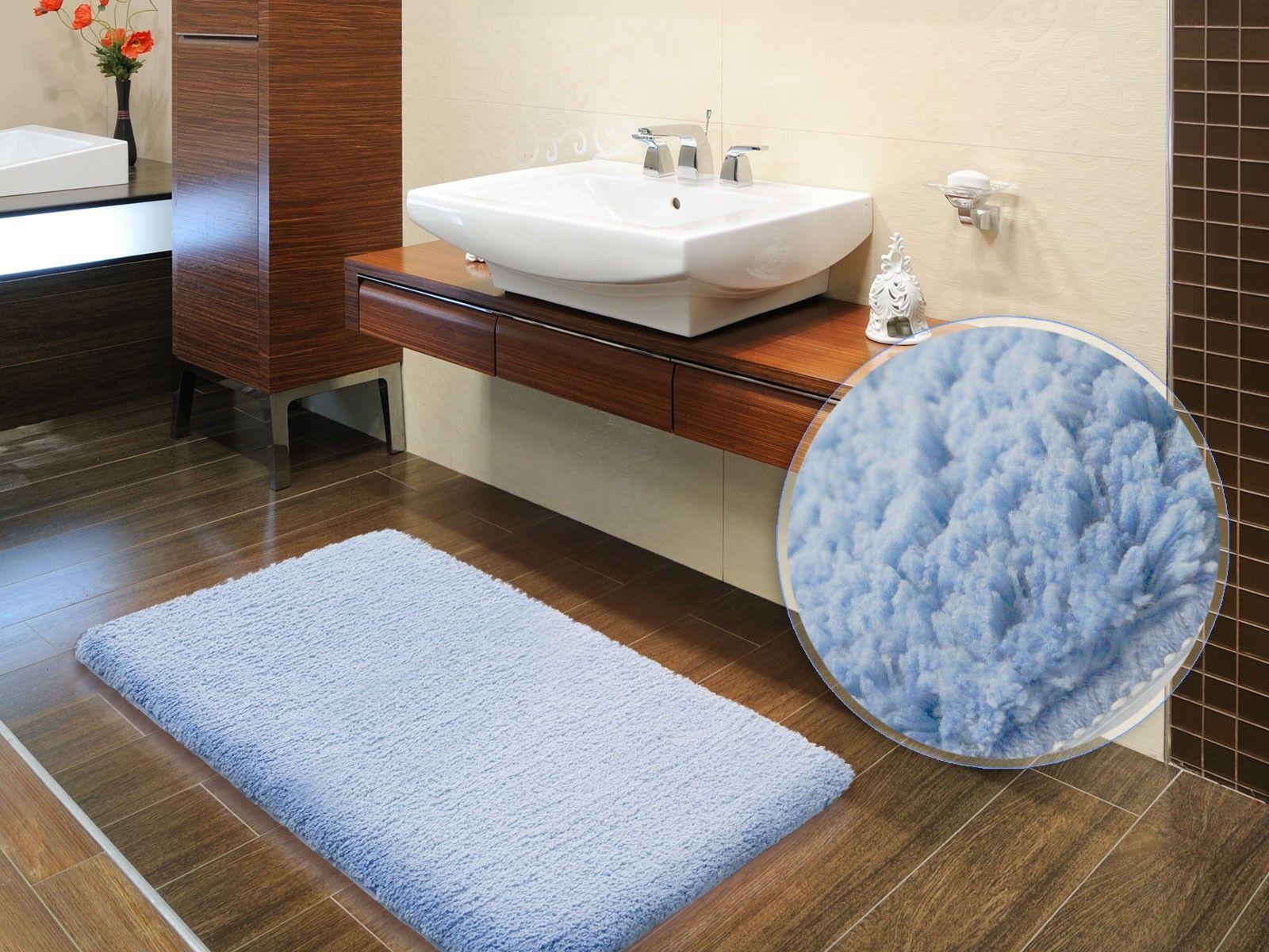 White Fluffy Bathroom Rugs Bathroom Ideas Pinterest - Black fluffy bathroom rugs for bathroom decorating ideas