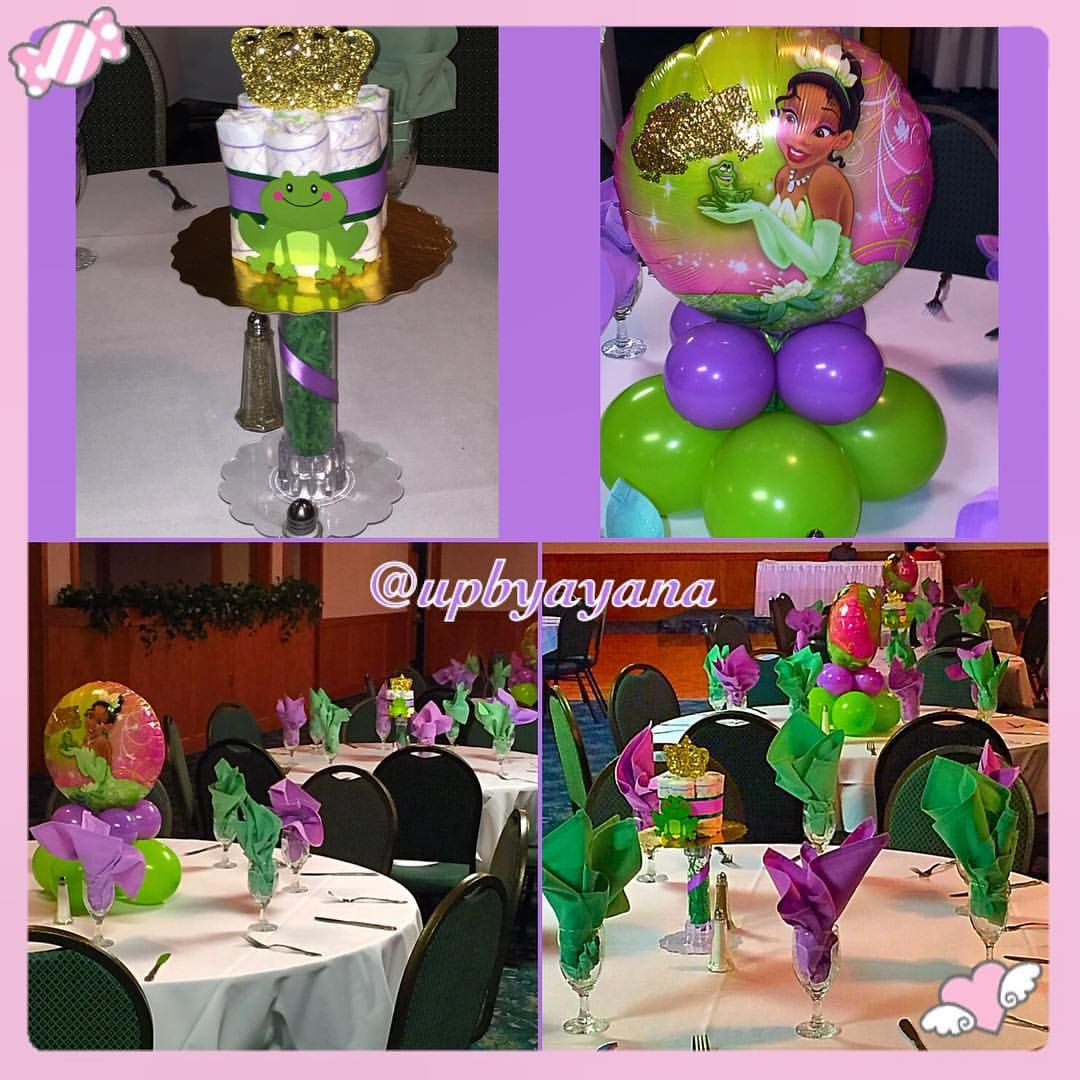 Princess And The Frog Baby Shower Bridal And Baby Showers In 2019