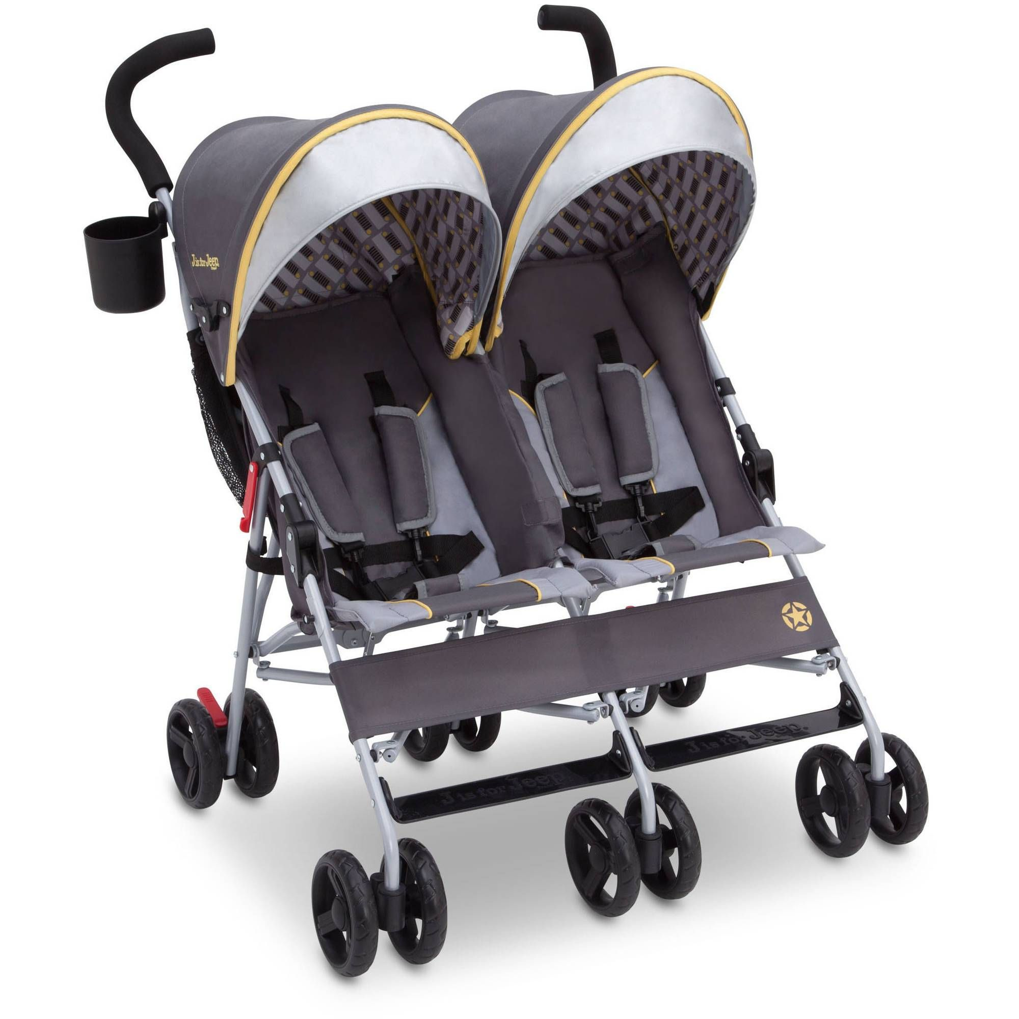 Best Jeep Scout Double Stroller