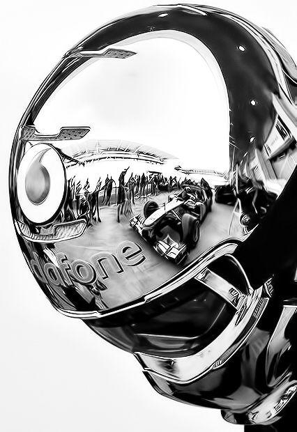 Vintage F1 Vodafone Mclaren