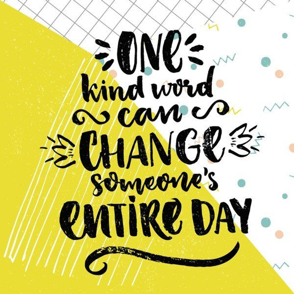 A Life Lesson About Kindness World kindness day