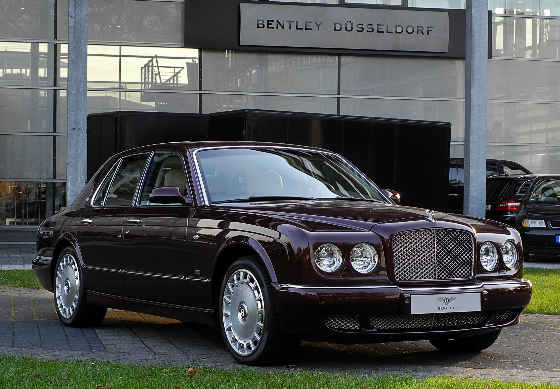 bentley used l c near for chicago stock sale arnage htm t il