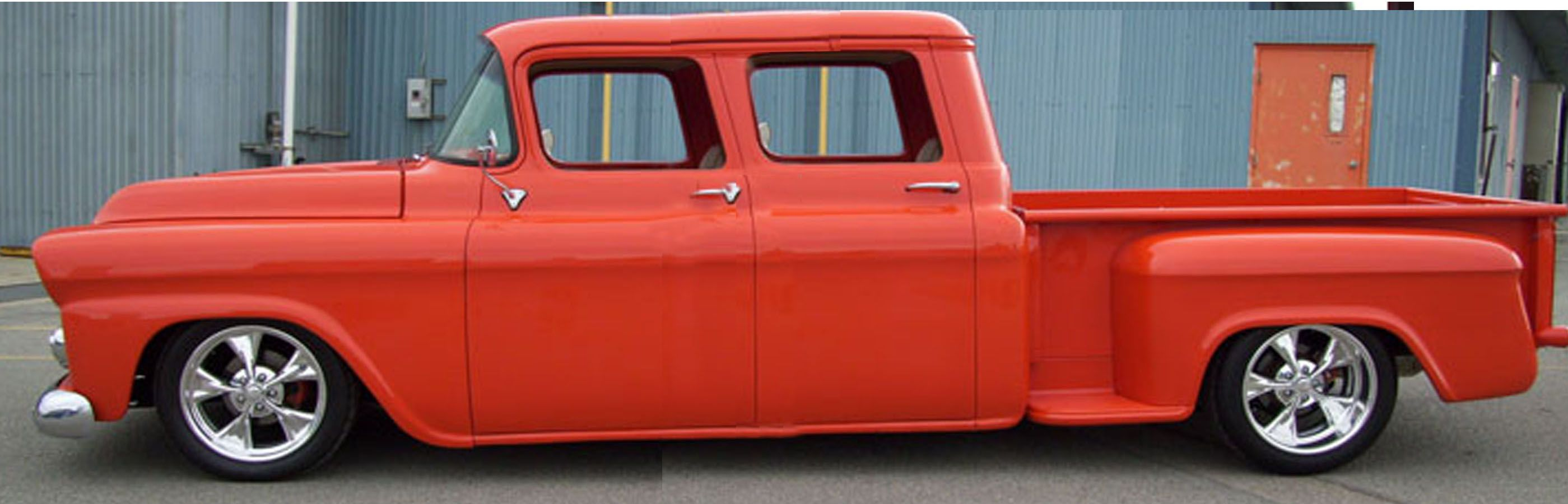 Thinking about building a 4 door 59 Chevy | Things | Pinterest ...