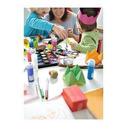 IKEA - MÅLA, Vodové farby,  , , Žiarivé farby sa jednoducho miešajú a umožnia…