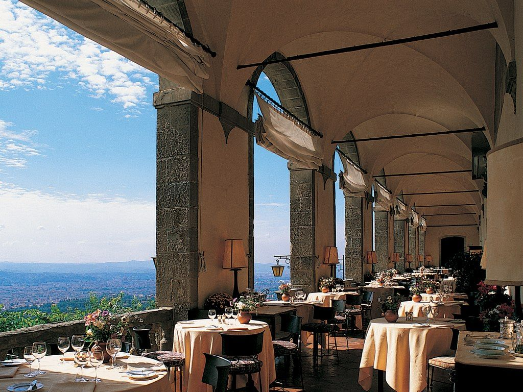 Villa San Michele Fiesole Tuscany Italy Italy Best Hotels Florence Italy