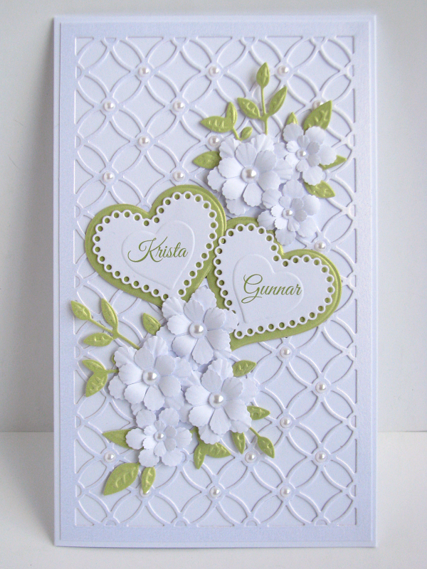 Wedding Card | Minu kaardid, karbid jm / My Cards, Boxes ...