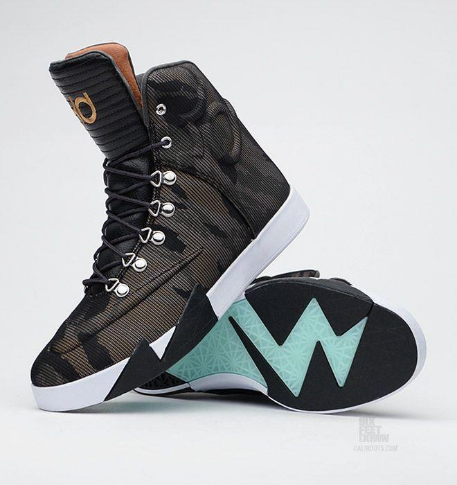 Nike KD IV NSW Lifestyle QS (621177 900) - Caliroots.com
