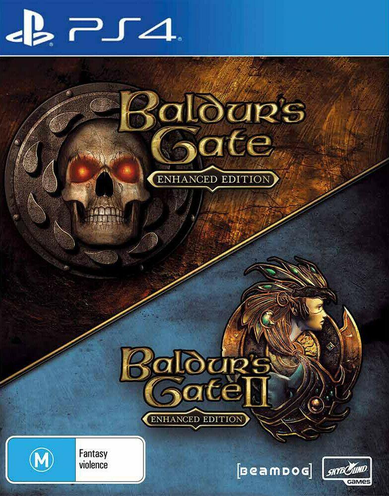 Details about Baldurs Gate + Baldurs Gate II 2 Enhanced