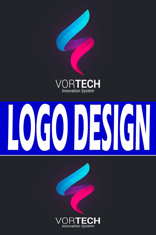 Design 2 creative logo design in 2020 Logo design