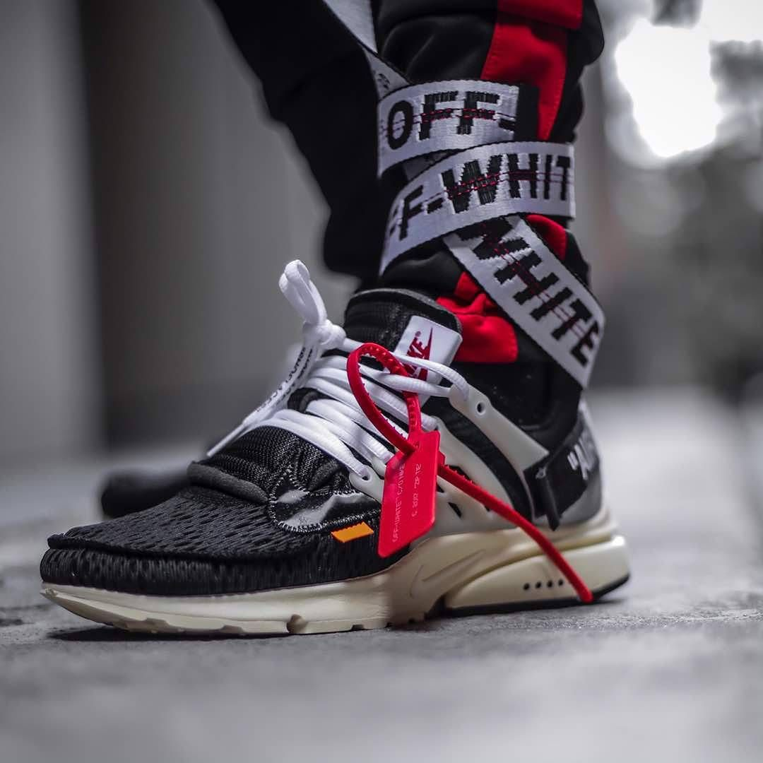 OFF-WHITE c o Virgil Abloh x Nike Air Presto