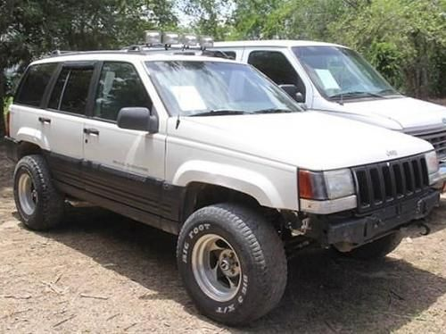 Lifted Jeep Grand Cherokee 4x4 Laredo 96 Under 1000 Near Dallas Tx Jeep Jeep Grand Cherokee Jeep Zj