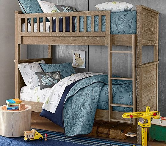 Charlie Twin-over-Twin Bunk Bed Jamie, Do you like these for the ...