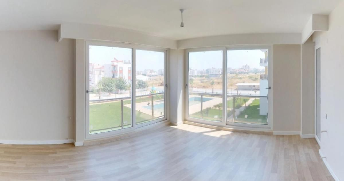 واحد مسکونی برای فروش در آنتالیا Wohnung 3 Zimmer Wohnung Antalya
