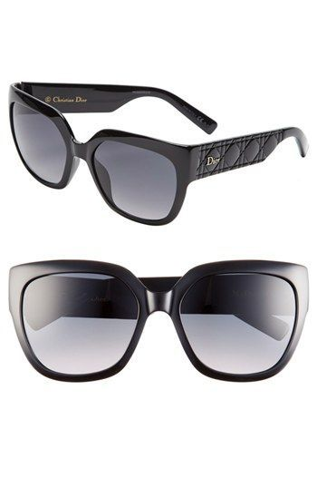 Dior 'My Dior 3' 57mm Sunglasses available at #Nordstrom