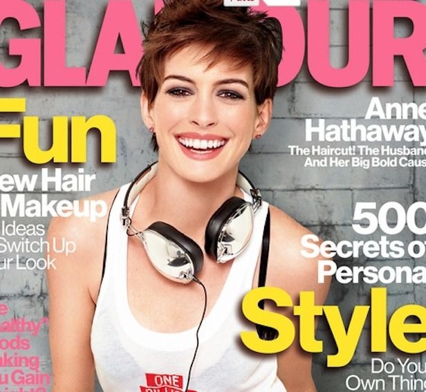 Anne Hathaway's Shame Over Body Image