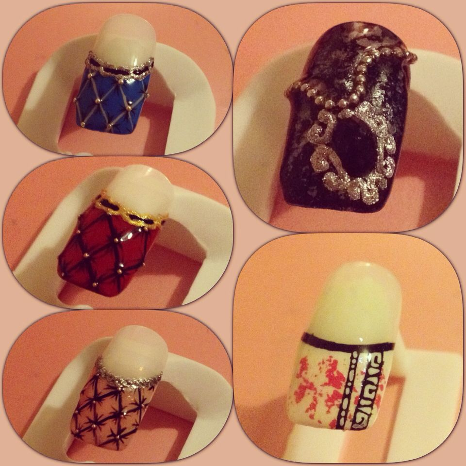 with emi empasta my nail art pinterest