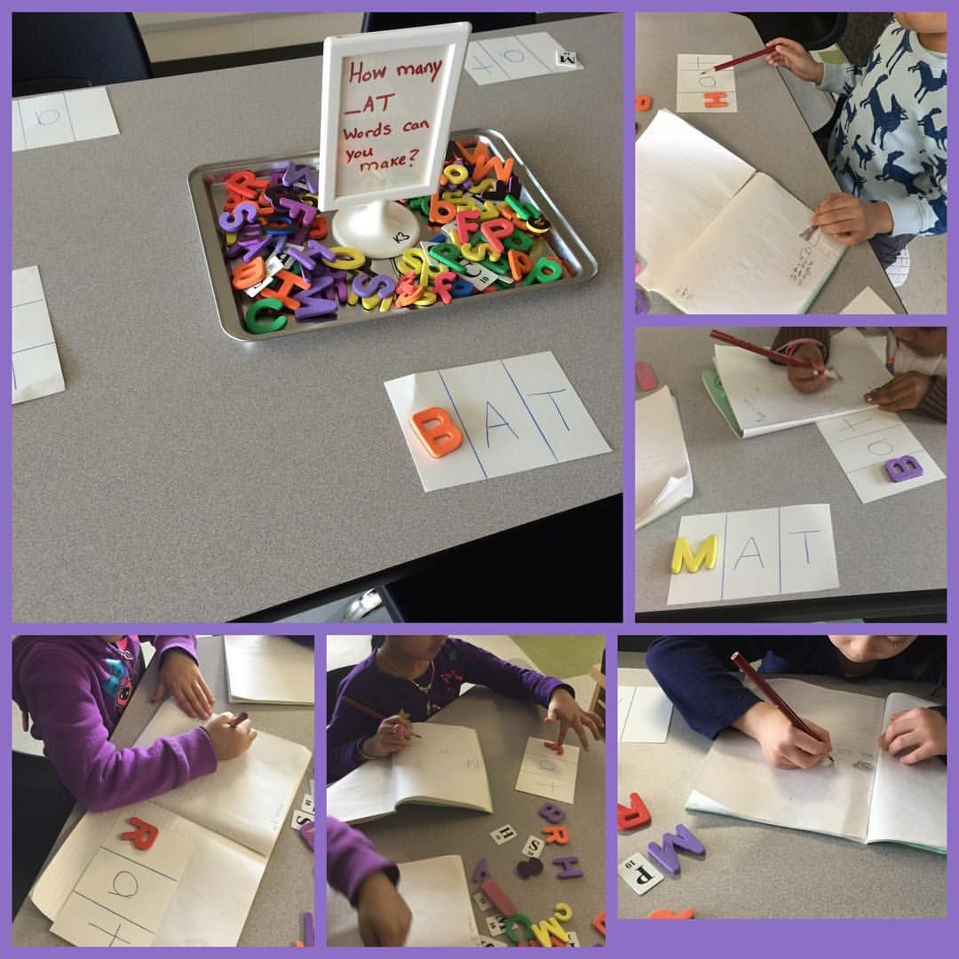 Building At Words Hands On Learning