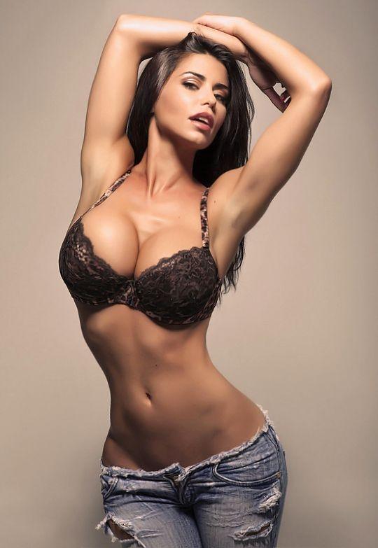 Фото грудь красивая женская фигура — pic 9