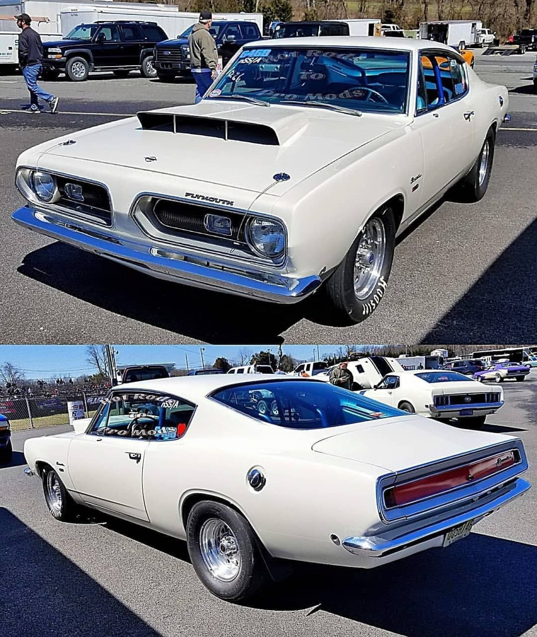 Plymouth Muscle Cars, Muscle