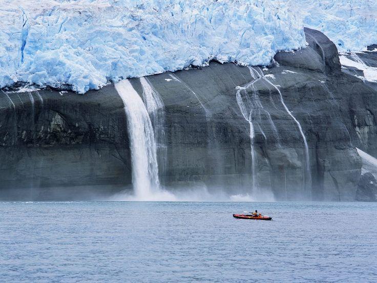 canales australes ,Tierra del fuego , Chile