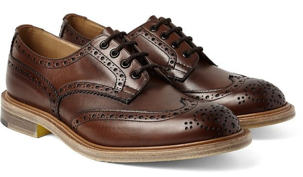 With The Brogues | Men's Fashion Shoes 2017: Your Essential Style Guide