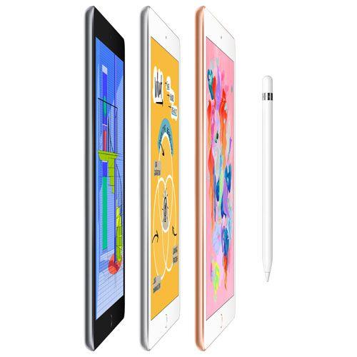 """Apple iPad 9.7"""" 128GB with WiFi Space Grey (6th"""