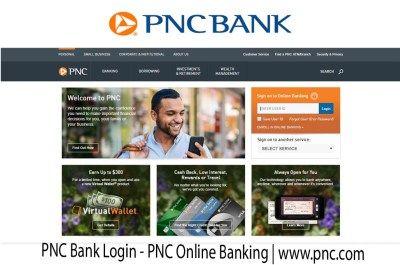 PNC Bank Login - PNC Online Banking | www pnc com - Tecteem
