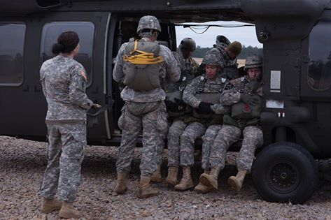 United States Army Special Operations Command Usasoc And The 982nd Combat Camera Company Conduct A P Usasoc 82nd Airborne Division Special Operations Command