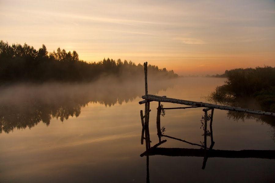 Andrey Nastasenko - Morning pier