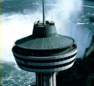 Skylon Towerthe Location Of Our 1 Year Anniversary Dinner Delectable Skylon Revolving Dining Room Inspiration Design