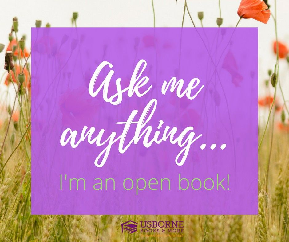 Ask Me Everything Book