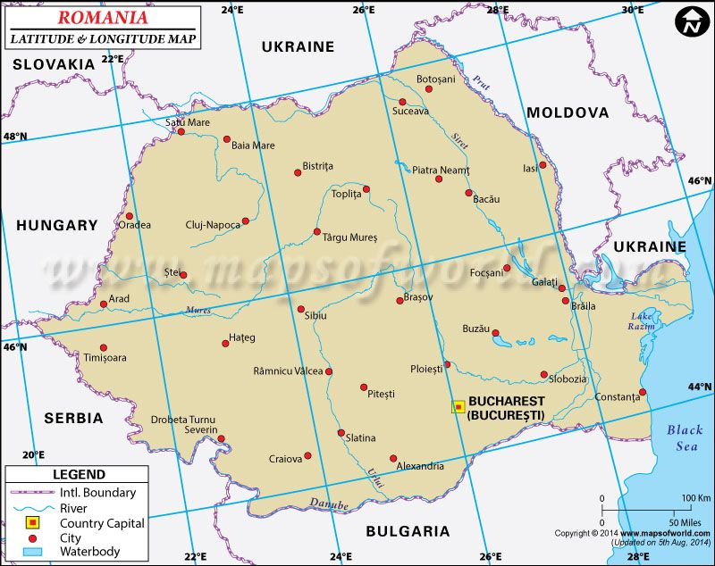 Romania latitude and longitude map getlost pinterest city romania latitude and longitude map gumiabroncs Image collections