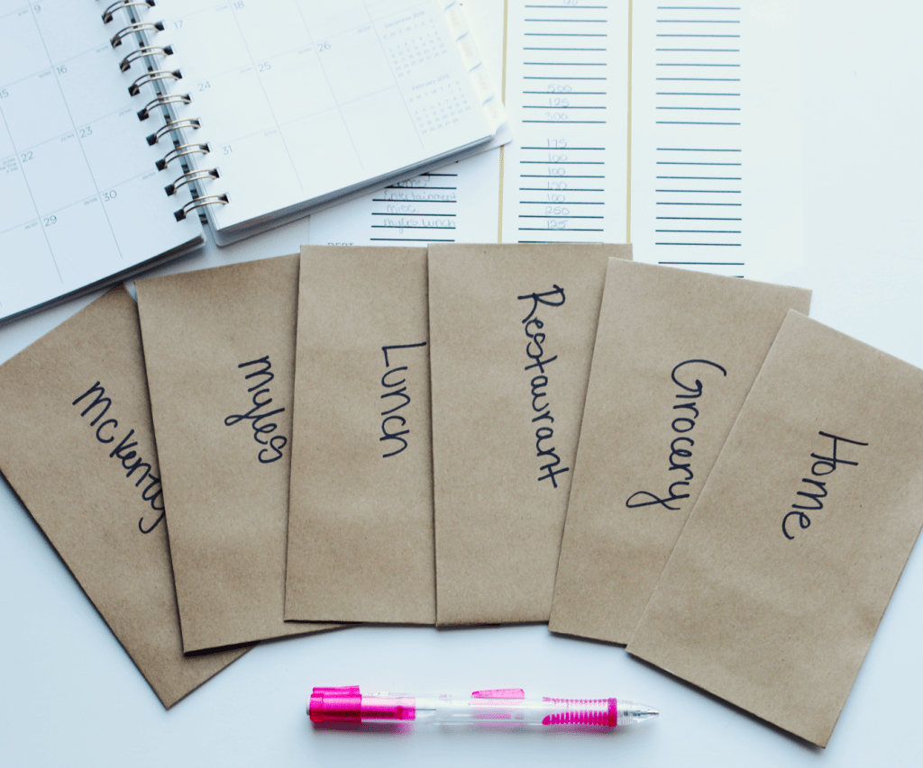 Budgeting 101 How To Budget Using The Cash Envelope