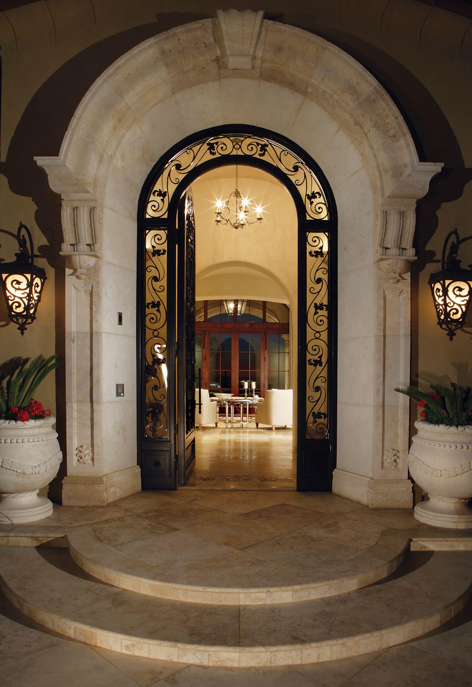 Gorgeous entry doorways pinterest doors haciendas and tuscan
