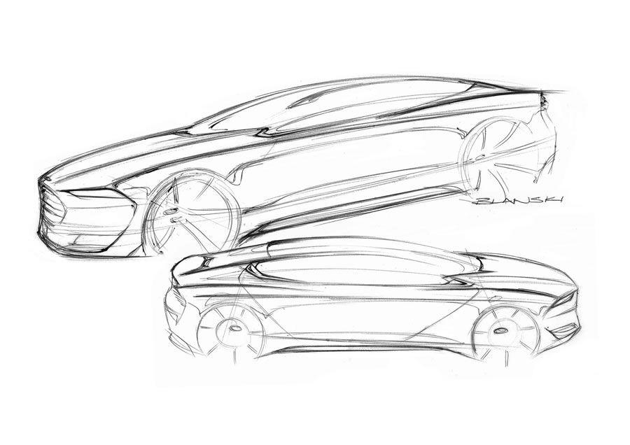 Car Design: 2013 Ford Fusion Energi | Motor | Pinterest | Ford ...