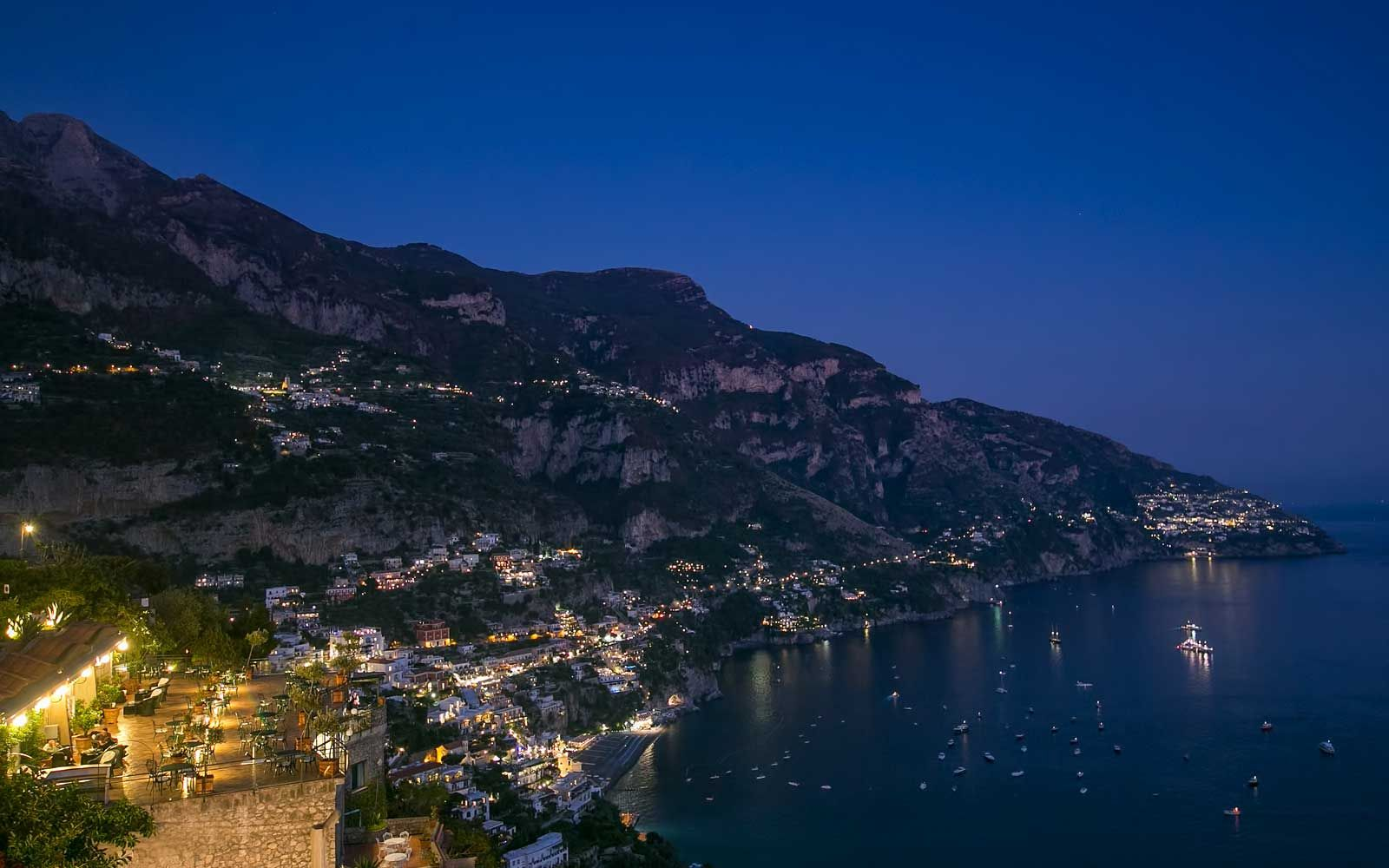 Le Agavi Is The First Hotel You Come To In Positano An Exclusive