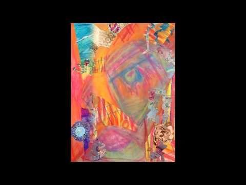 #maha_masoud 's journal entary # left_hand # art