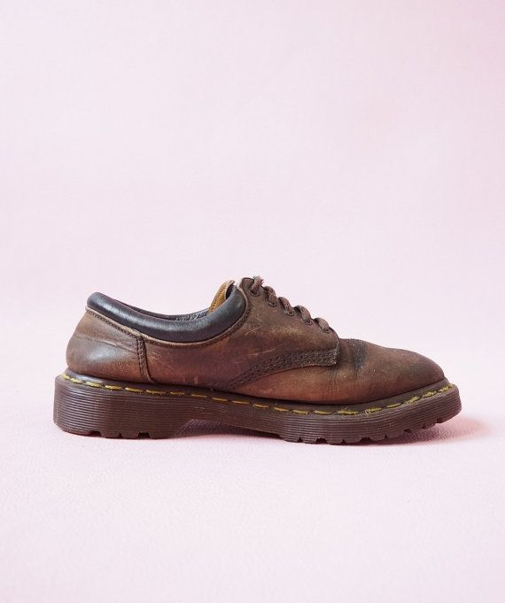Early 90s Doc Martens Low Tops Vintage Dr Martens by