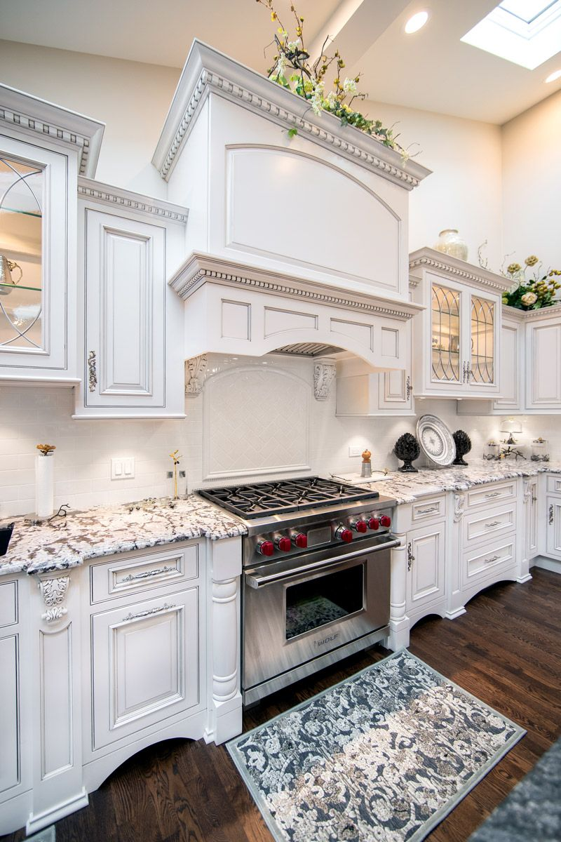 Traditional Kitchen Remodeling and Design Ideas   Classic kitchen ...