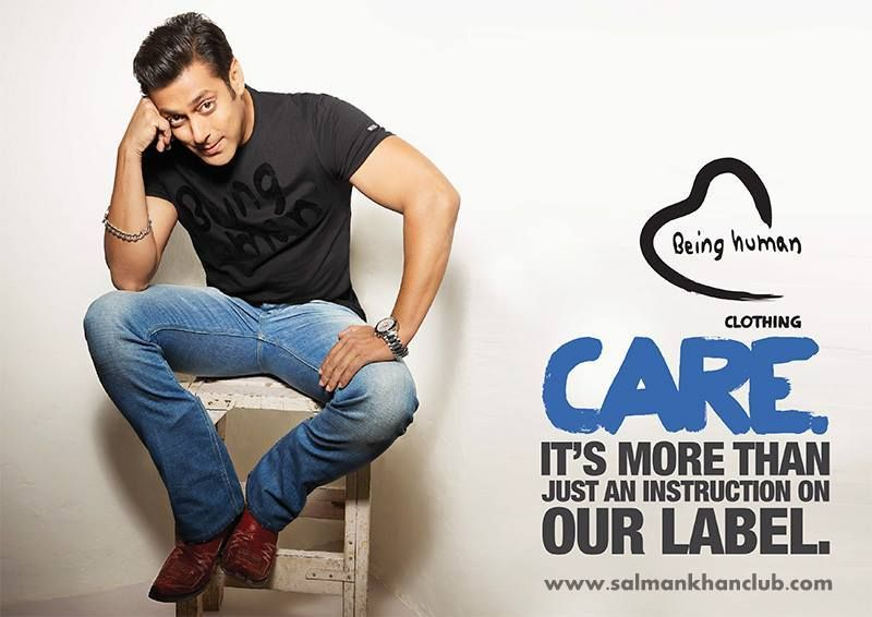 Pin by MARWA ♥ ROSE on salman khan | Being human clothing ...