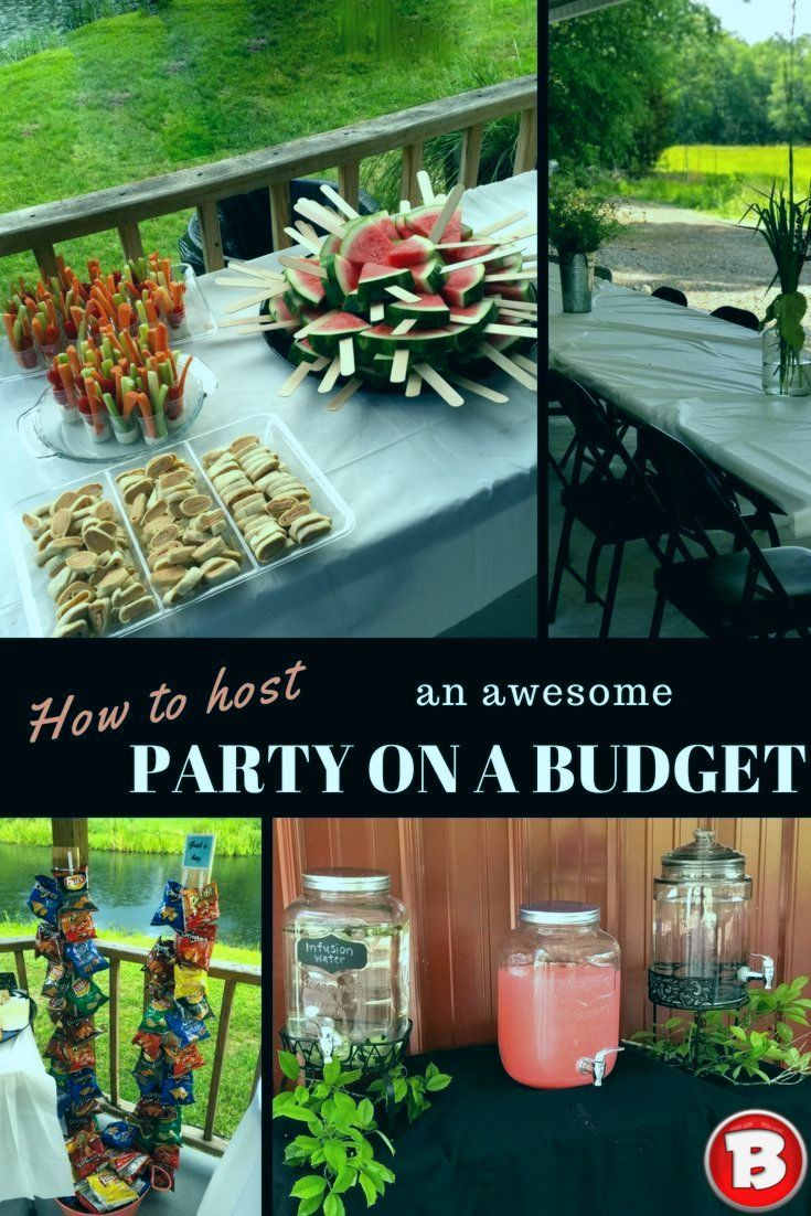 How to Host an Awesome Party on a Budget  Interior