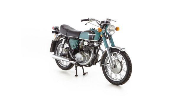 1973 Honda Cb250k4 only 1500 miles! a very original bike For Sale liverpool…
