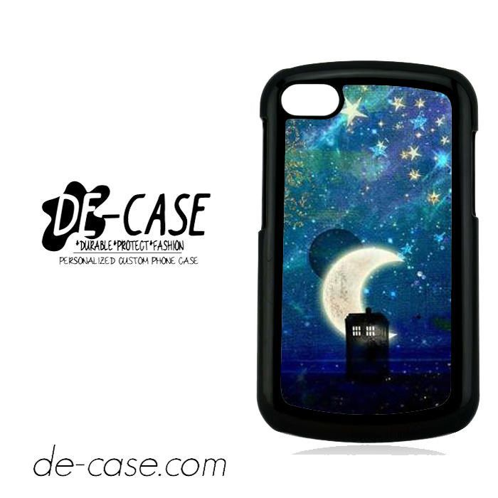 Tardis Doctor Who For Blackberry Q10 Case Phone Case Gift Present YO