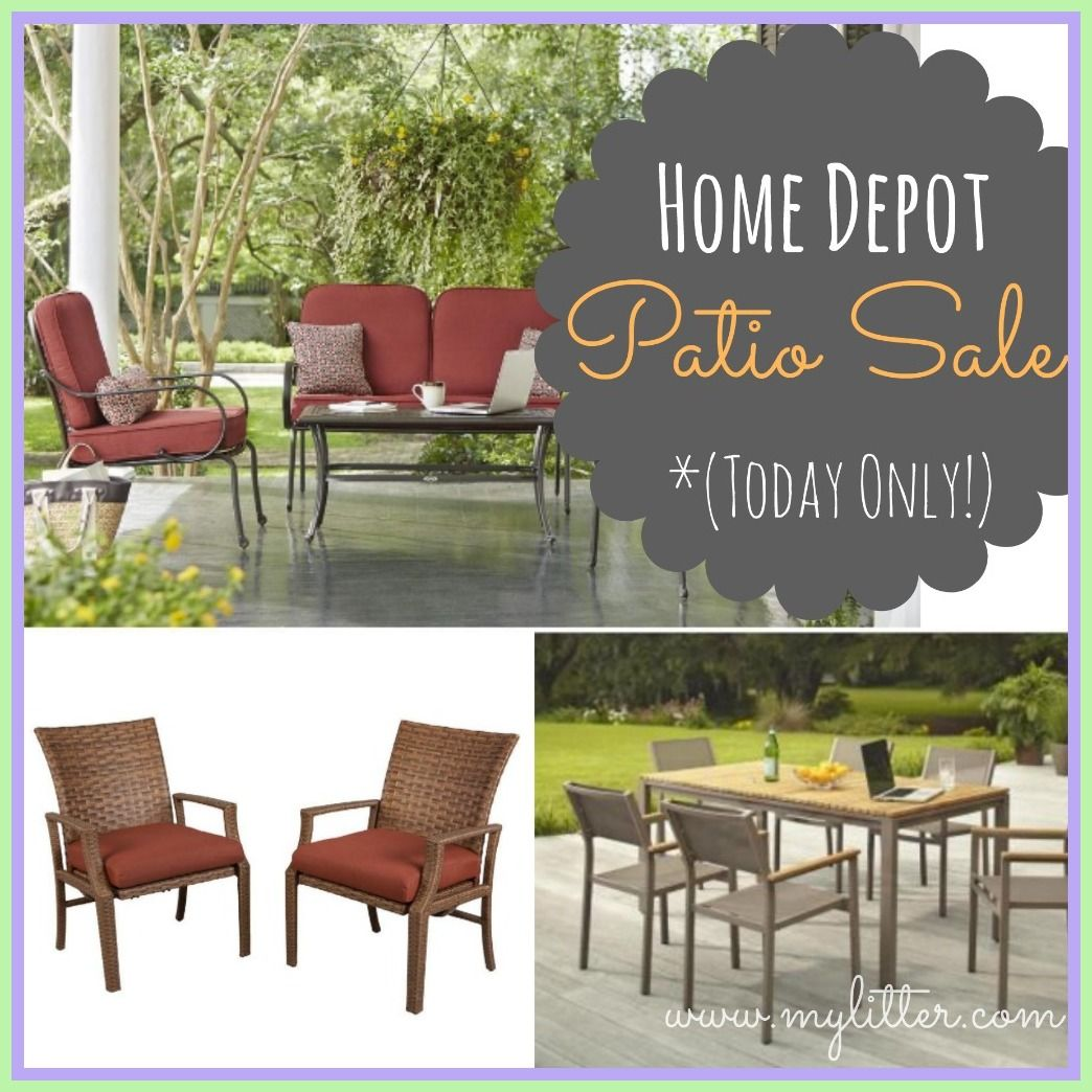 113 reference of patio furniture home depot sale in 2020