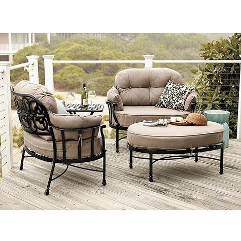 Admirable Amalfi Cuddle Chair Ottoman With Cushions In 2019 Diy Lamtechconsult Wood Chair Design Ideas Lamtechconsultcom