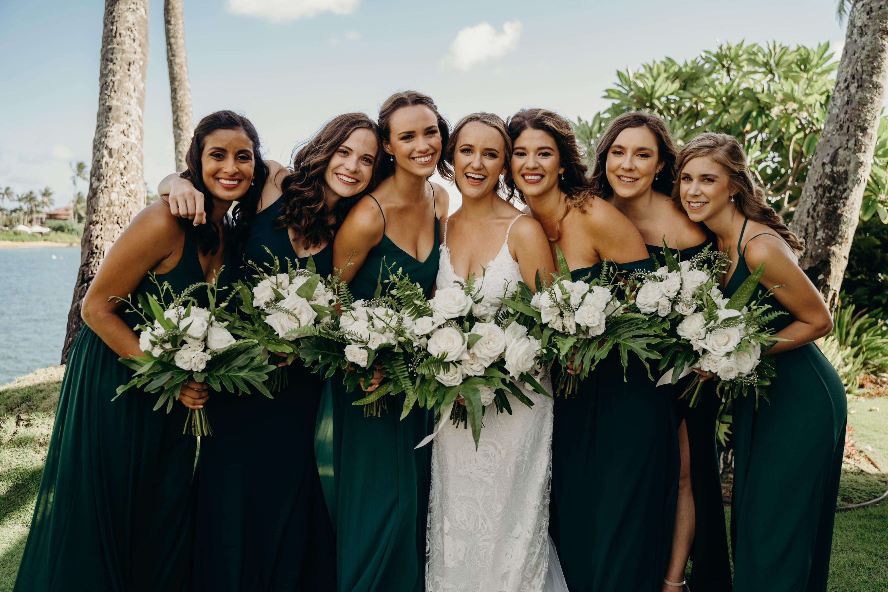Help Bridesmaid dress colors!! 4