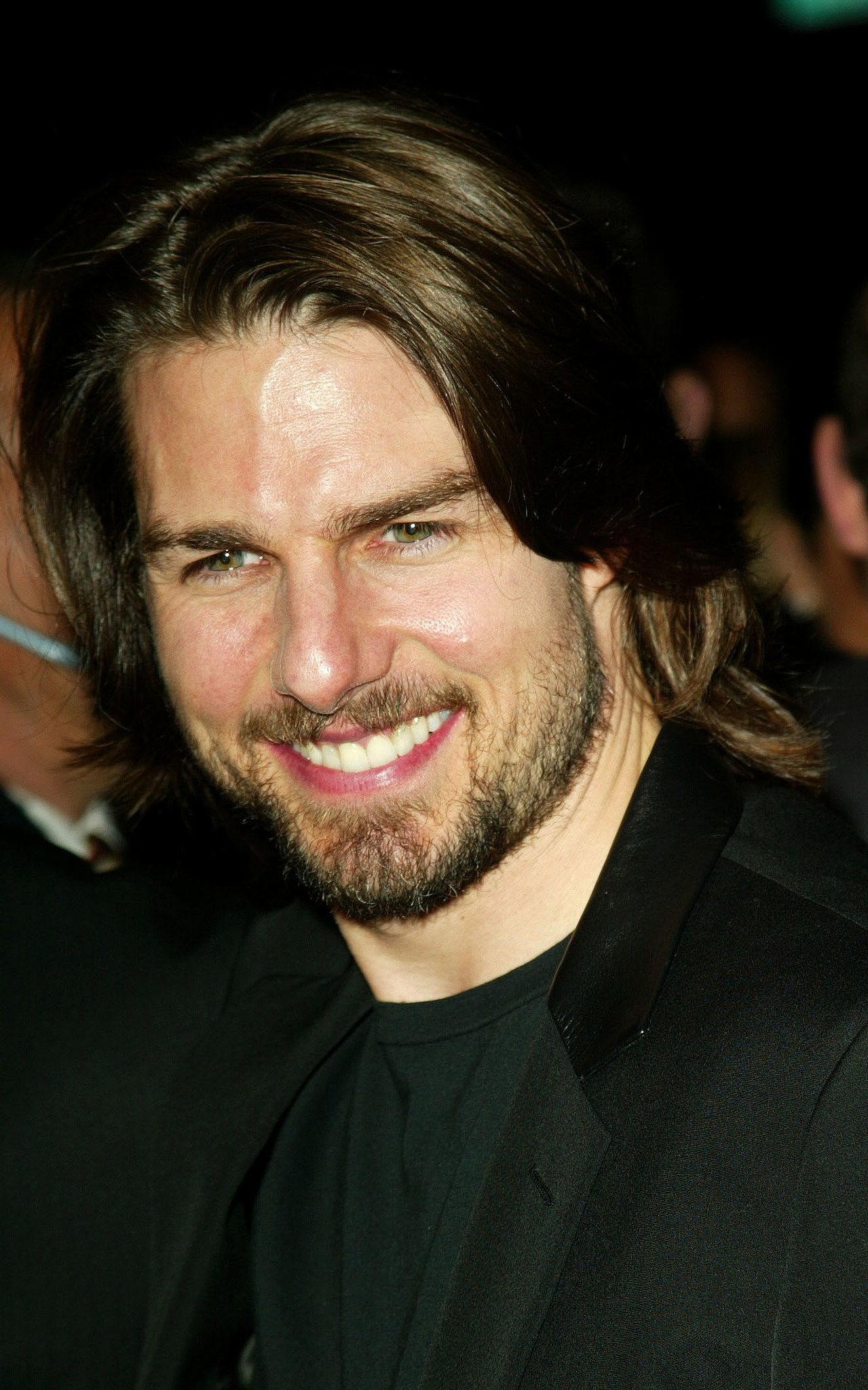 Image result for tom cruise with beard