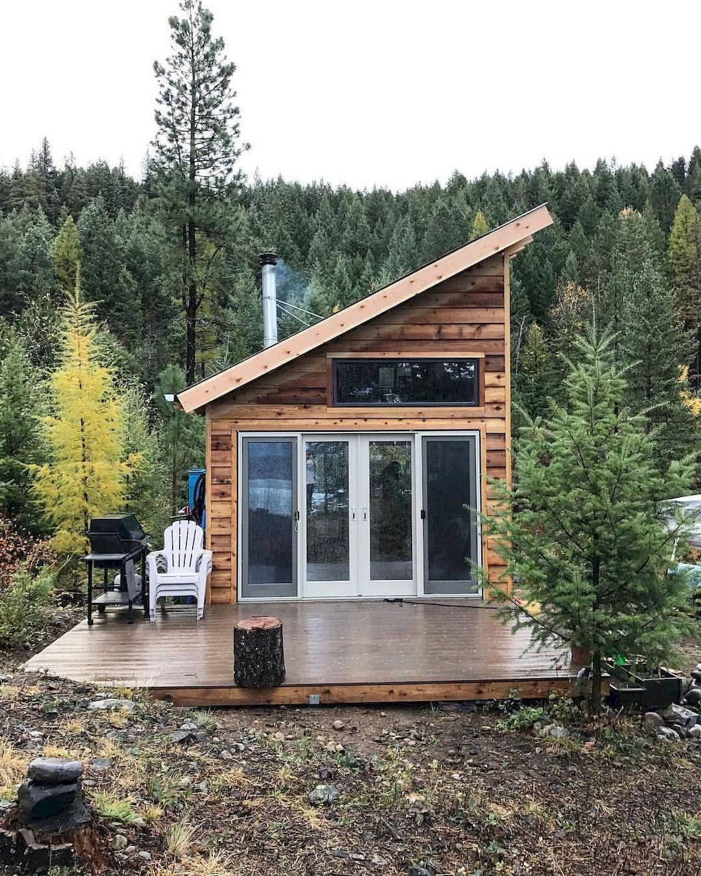 65 Awesome Tiny House Interior Design Ideas - Decoradeas