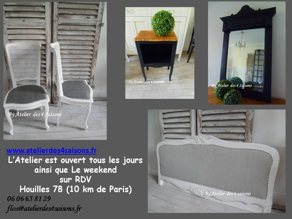 l 39 atelier des quatre saisons 8 rue de rou outdoor. Black Bedroom Furniture Sets. Home Design Ideas